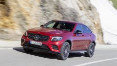 Mercedes GLC Coupé: la prova - Immagine: 40