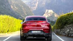 Mercedes GLC Coupé: la prova - Immagine: 42