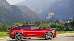 Mercedes GLC Coupé: la prova - Immagine: 43