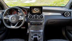 Mercedes GLC Coupé: la prova - Immagine: 44