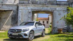 Mercedes GLC Coupé: la prova - Immagine: 52