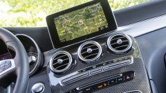 Mercedes GLC Coupé: la prova - Immagine: 54