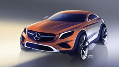 Mercedes GLC Coupé: la prova - Immagine: 59