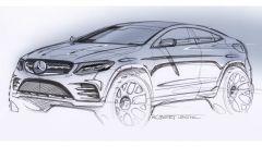 Mercedes GLC Coupé: la prova - Immagine: 62