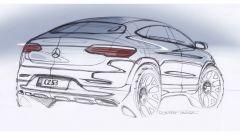 Mercedes GLC Coupé: la prova - Immagine: 63