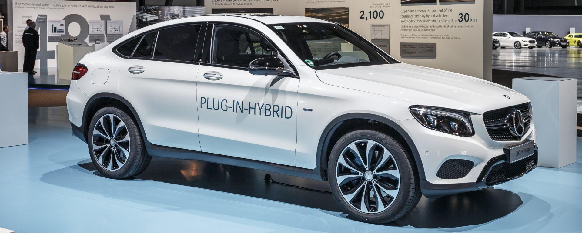 Auto Elettriche Mercedes Pensa Al Futuro Elettrico