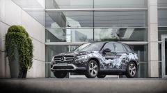 Mercedes GLC F-Cell al TecDay Road to the Future