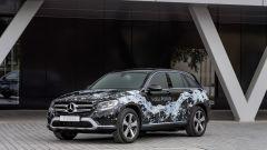 Mercedes GLC F-Cell: vista 3/4/ anteriore