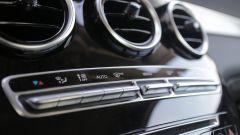 Mercedes GLC: gli interni spiccano per la cura del dettaglio