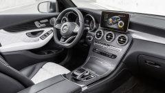 Mercedes GLC, gli interni