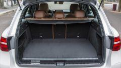 Mercedes GLC, il bagagliaio
