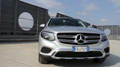 Mercedes GLC: l'erede della GLK perde gli spigoli