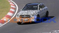 Mercedes GLC 2022: il nuovo SUV tedesco nei test al Nurburgring