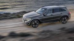 Mercedes GLC restyling 2019