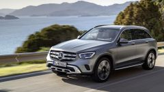 Mercedes GLC restyling 2019