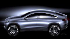 Mercedes GLE 2019, le prime foto spia. Ecco come cambia - Immagine: 4