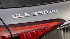 Mercedes GLE 350 de 4MATIC: badge posteriore