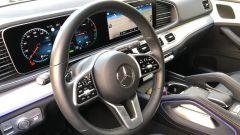 Mercedes GLE 350 de 4Matic: i lussuosi e confortevoli interni