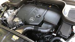 Mercedes GLE 350 de 4Matic: il 4 cilindri turbodiesel 2,0 litri plug-in hybrid