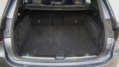 Mercedes GLE 350 de 4MATIC: il bagagliaio