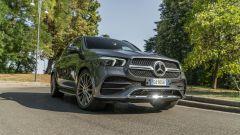 Test Mercedes GLE 350de 4Matic: prova, interni, prezzo