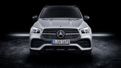 Mercedes GLE 580: vista anteriore
