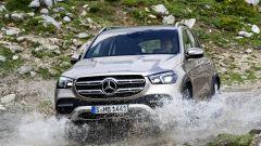 Mercedes GLE capacità di guado