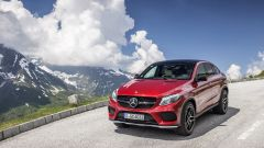 Mercedes GLE Coupé - Immagine: 4