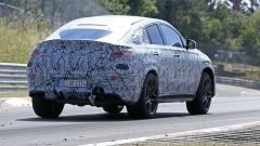 Mercedes GLE Coupé 2021, il posteriore