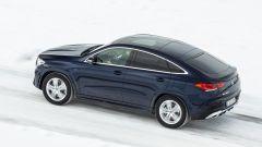 Mercedes GLE Coupé 350 de, 320 cv di potenza