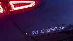 Mercedes GLE Coupé 350 de, diesel plug-in hybrid taglia Suv - Immagine: 5