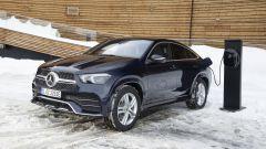 Mercedes GLE Coupé 350 de, fino a 100 km di autonomia elettrica
