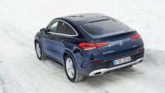 Mercedes GLE Coupé 350 de, sistema diesel plug-in hybrid