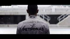 Mercedes GLE Coupé, così la guida Hamilton - Immagine: 1