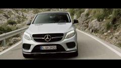 Mercedes GLE Coupé, così la guida Hamilton - Immagine: 5