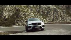 Mercedes GLE Coupé, così la guida Hamilton - Immagine: 6