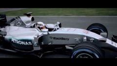 Mercedes GLE Coupé, così la guida Hamilton - Immagine: 8