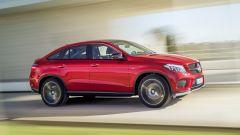 Mercedes GLE Coupé: il primo contatto - Immagine: 10