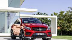 Mercedes GLE Coupé: il primo contatto - Immagine: 16