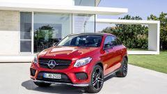 Mercedes GLE Coupé: il primo contatto - Immagine: 7