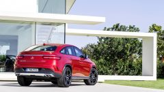 Mercedes GLE Coupé: il primo contatto - Immagine: 15