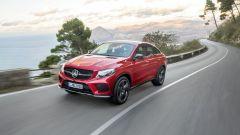 Mercedes GLE Coupé: il primo contatto - Immagine: 11