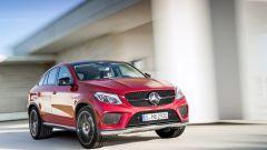 Mercedes GLE Coupé: il primo contatto - Immagine: 19