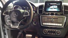 Mercedes GLE Coupé: il primo contatto - Immagine: 4