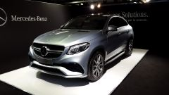 Mercedes GLE Coupé: il primo contatto - Immagine: 1