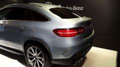 Mercedes GLE Coupé: il primo contatto - Immagine: 2