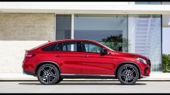Mercedes GLE Coupé - Immagine: 5