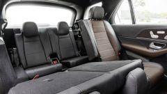 Mercedes GLE interni