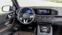 Mercedes GLE plancia
