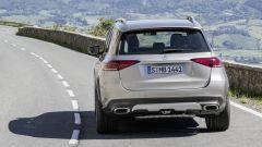 Mercedes GLE posteriore